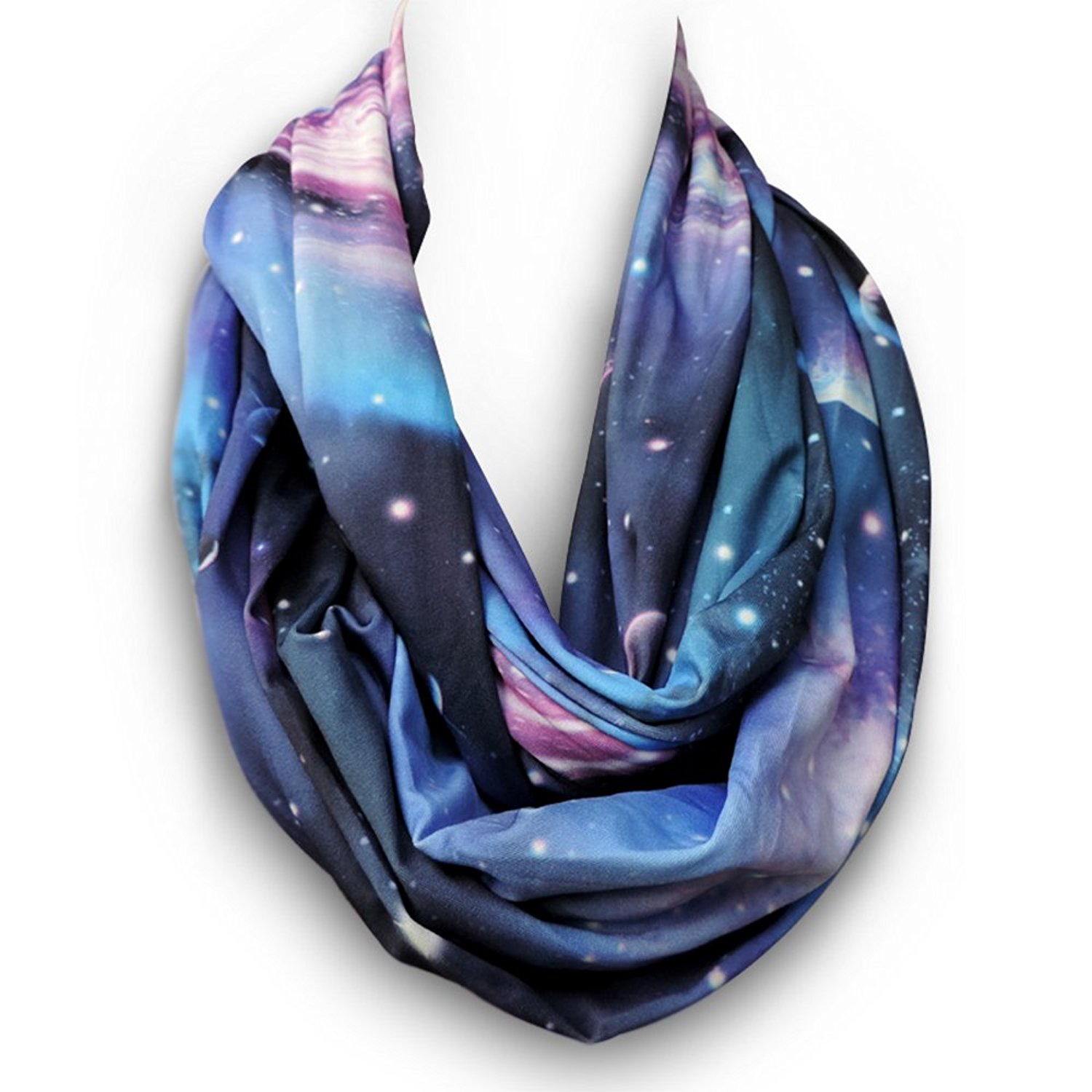 Galaxy Universe Infinity Scarf