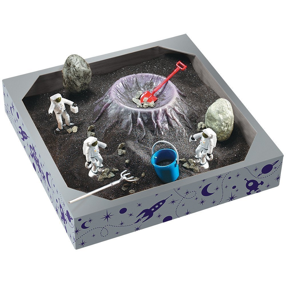Space Mission Sandbox Play Set