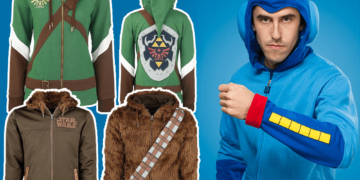 Geeky Hoodies Feature Image
