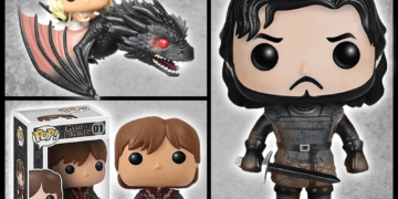Game of Thrones Pop Vinyls Feature Image