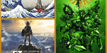 Legend of Zelda Posters Feature Image