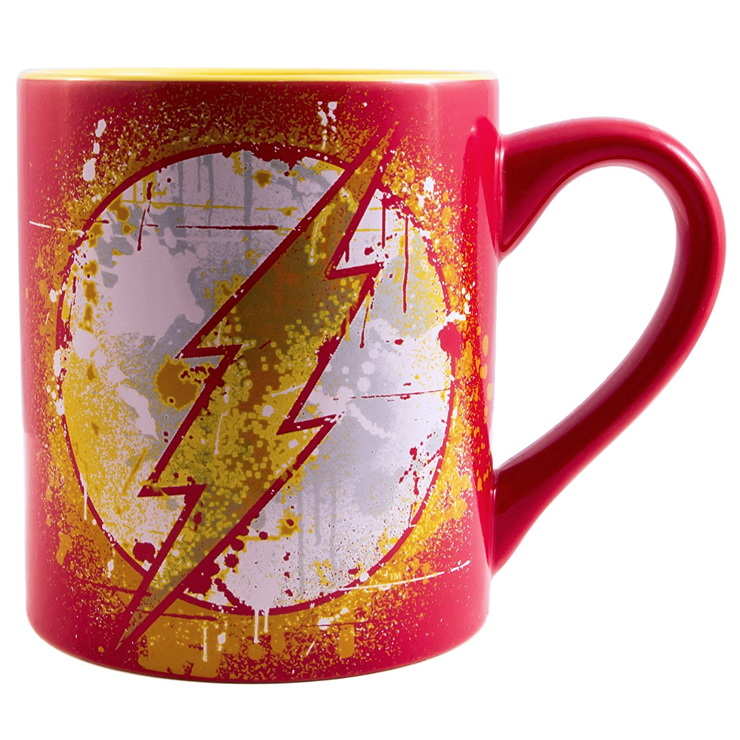 Paint Splatter Flash Mug