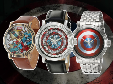 Captain America Watch Feature Image