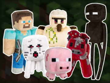 Minecraft Plush Feature Image