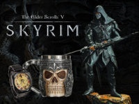 Skyrim Merchandise Feature Image