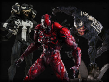 Venom Action Figures Feature Image