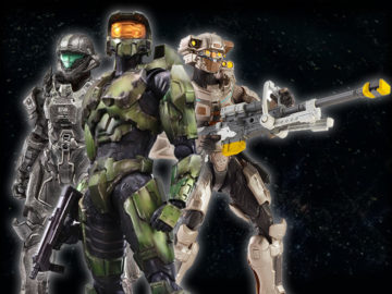 Halo Action Figures Feature Image