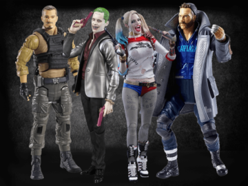 Suicide Squad Action Figures Feature Image
