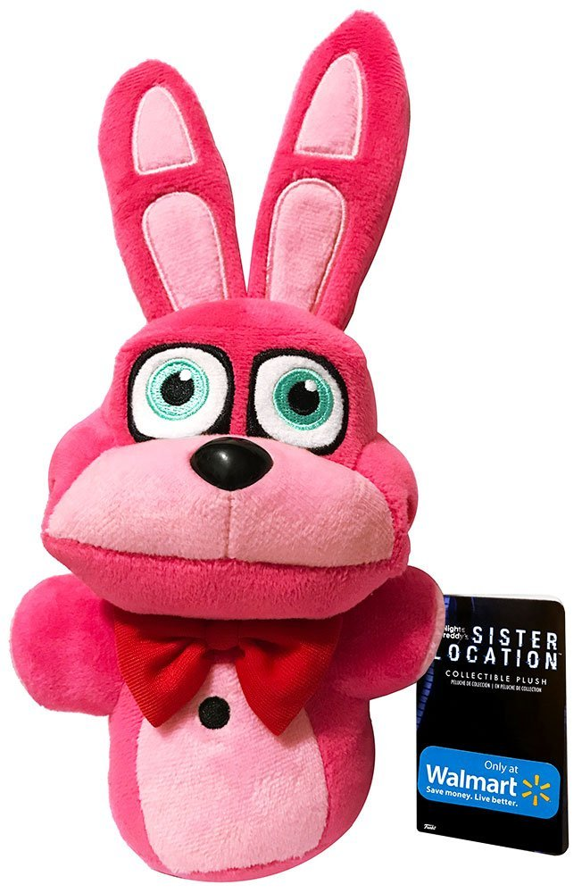 exclusive FNaF plush Bonnet