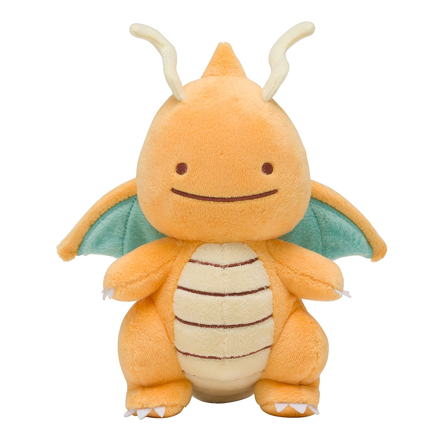 ditto dragonite plushie