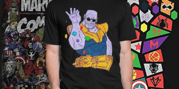 Avengers Shirts Feature Image