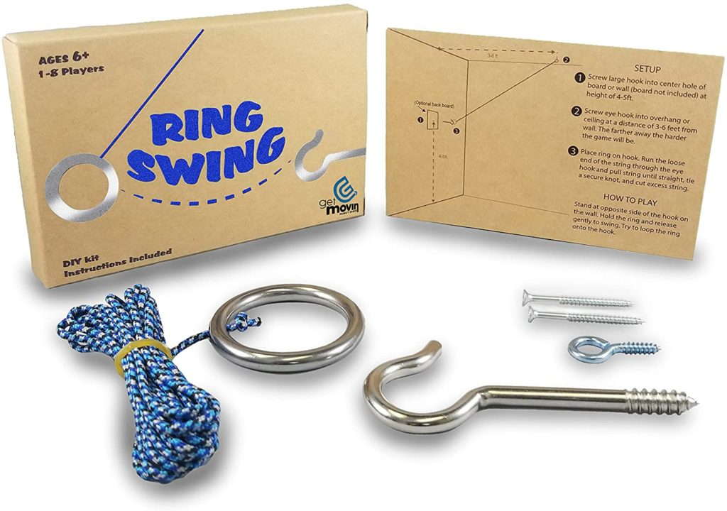 hook and ring swing